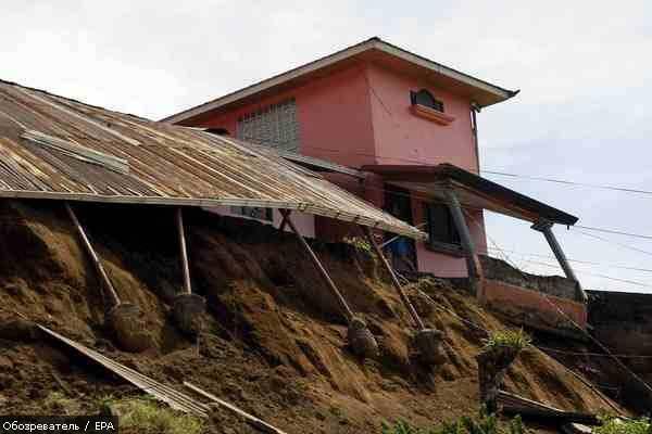 Повінь залишила без даху над головою 30 тисяч бразильців