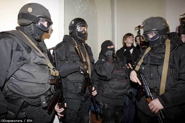 На роботу в СБУ найняли британського спецагента