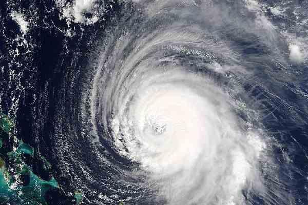 Над північною Чехією пронісся потужний ураган