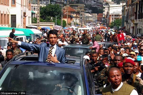 Нові заворушення в столиці Мадагаскару, є жертви