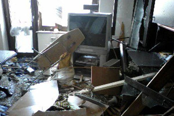У дев'ятиповерхівці в Лисичанську прогримів вибух