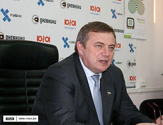 """Пахомов отримає """"ключ"""" від Сочі 12 травня"""