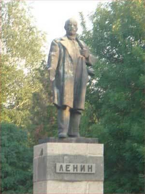 У Казані осквернили пам'ятник Леніну