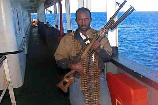 Влада Сомалі заарештували два грецьких судна