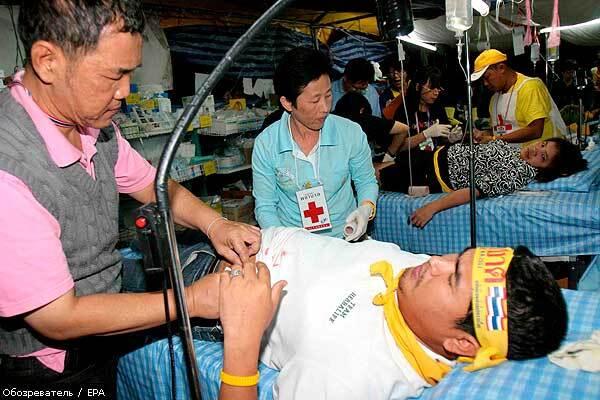 На кордоні Таїланду і Камбоджі почалися кровопролитні бої