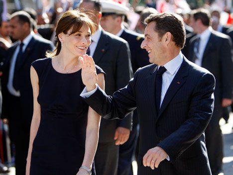 Сексуальная зарядка саркози