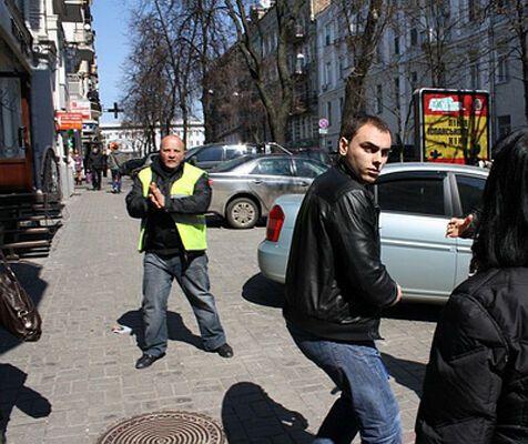 У центрі Києва скоєно напад на журналіста