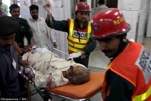 Серед загиблих у Пакистані українців немає
