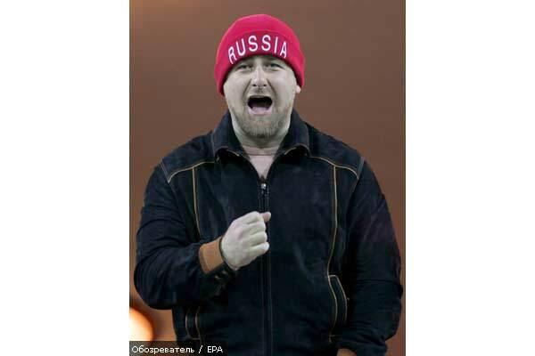 """Кадиров: """"Путін - найсвятіший для мене людина"""""""