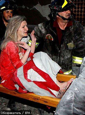 Число жертв землетрусу в Італії зросла до 207