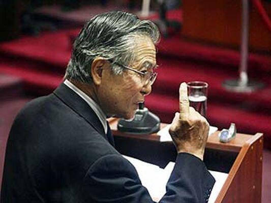 Колишнього президента Перу визнали винним