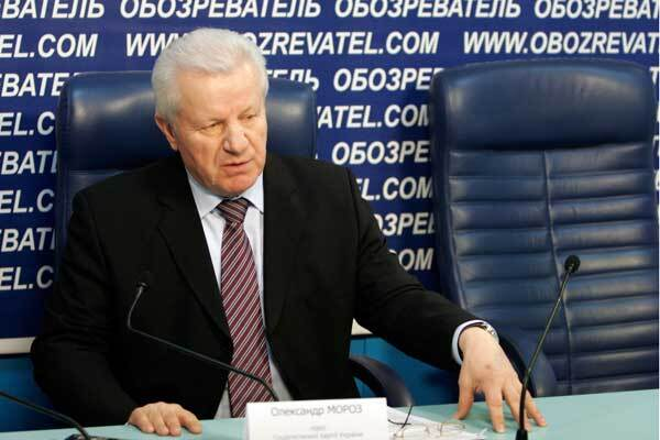 Екс-спікер розкрив справжні задуми Ющенко