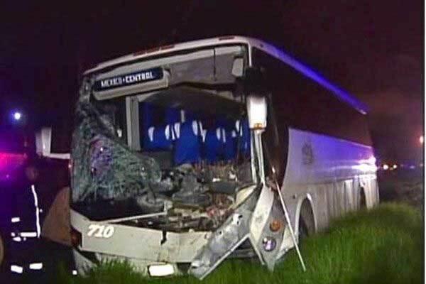 У Польщі шкільний автобус зіткнувся з вантажівкою