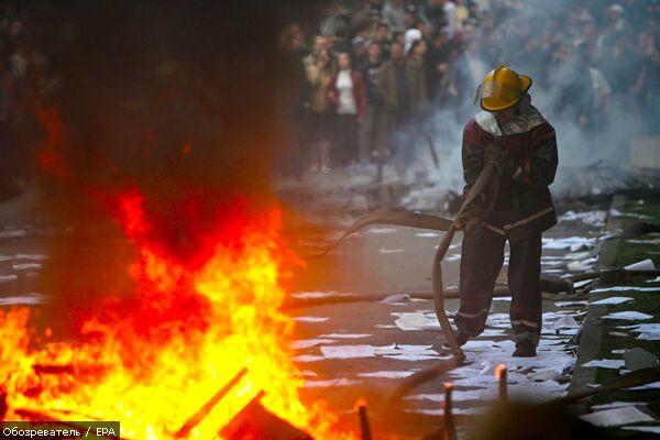 Молдавські хулігани вкрали з парламенту зарплату