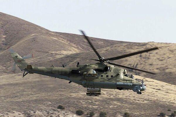 У Мексиці розбився вертоліт: три людини загинули