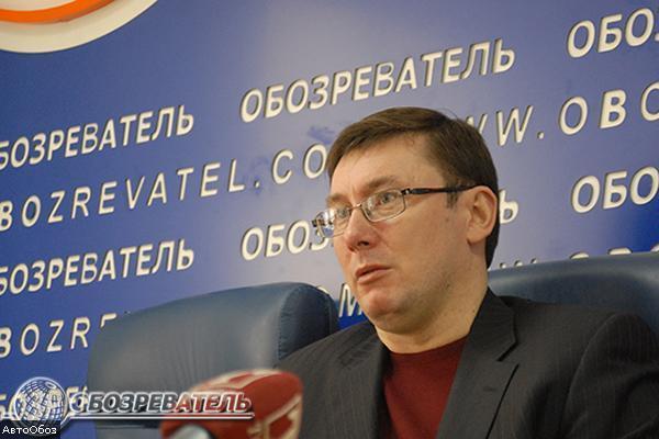 """Друг Луценко не буде """"відмазувати"""" прокурора-хабарника"""