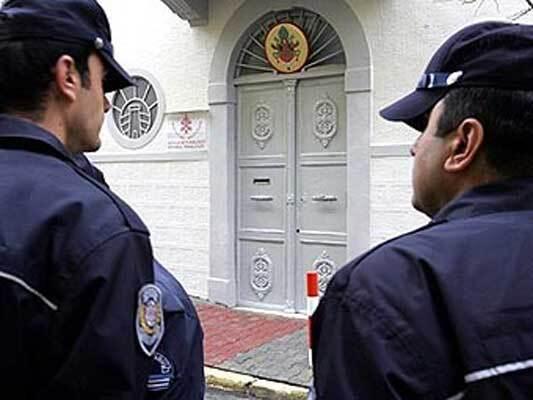 Турецкая полиция силой разогнала первомайский митинг