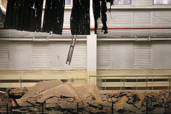 В Великобритании в школе обрушилась крыша, есть пострадавшие
