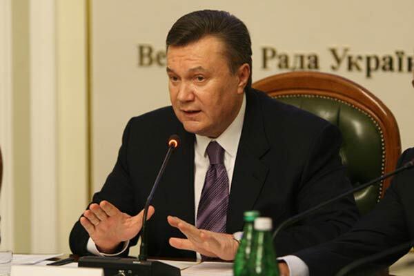 Кучма: Януковичу пощастило, що він не став Президентом