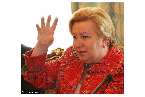 """""""Нашу Украину"""" возглавит """"няня Президента""""?"""