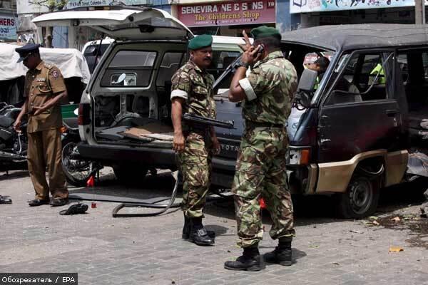 На Шри-Ланке дважды за два дня обстреляли больницу