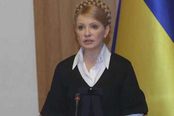 Тимошенко готова выполнить антикризисное требование ПР
