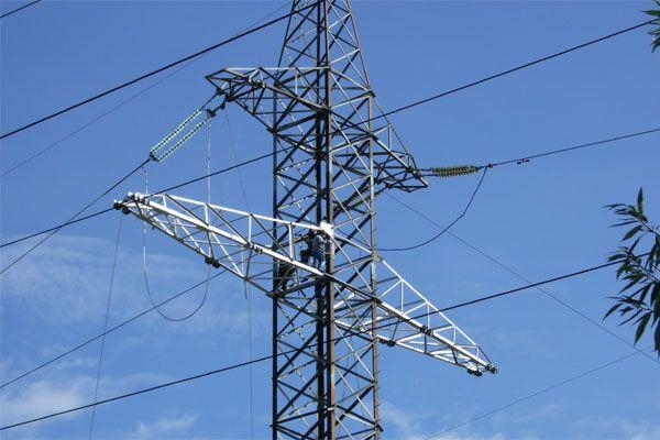 На Тернопольщине украдено почти две тонны провода ЛЭП