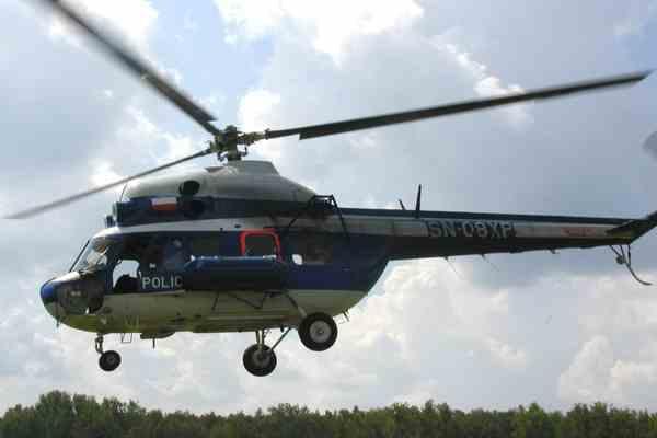 Цыгане-параноики забили вертолет топорами