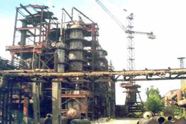 Каучуковый завод взорвался в Армении