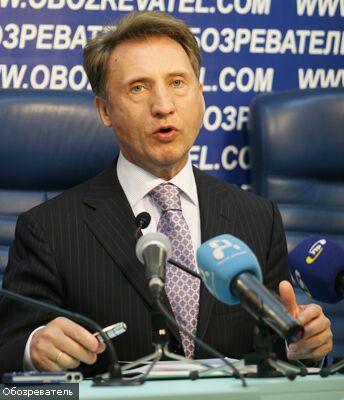 КС запретил Ющенко идти на выборы с Радой