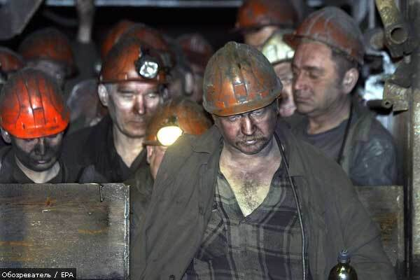 Авария на шахте во Львовской области