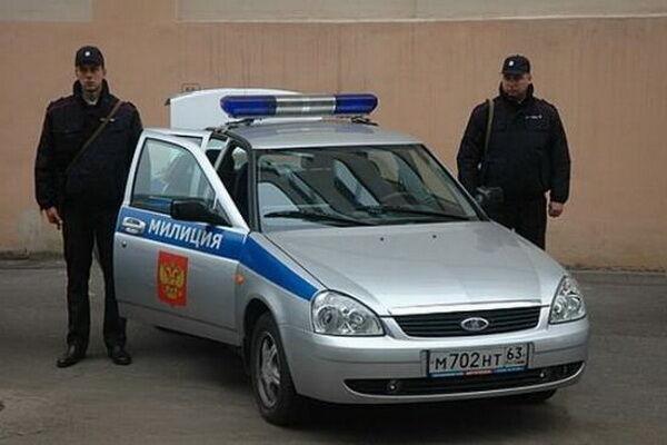 Москвичи жгут милицию