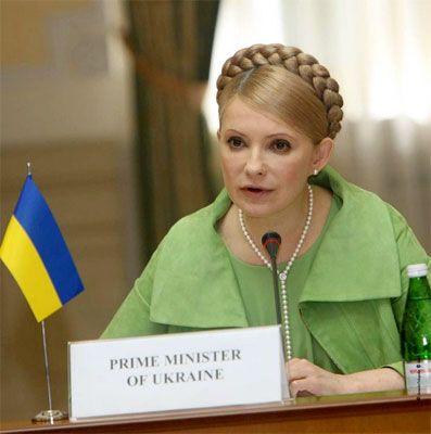 Тимошенко собирается уволить Онищука