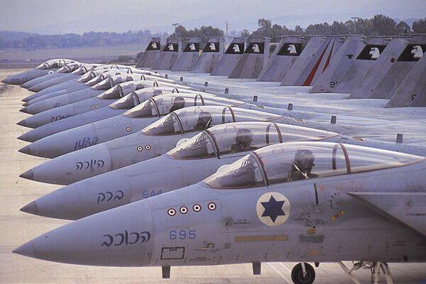 С базы ВВС похитили секретную информацию