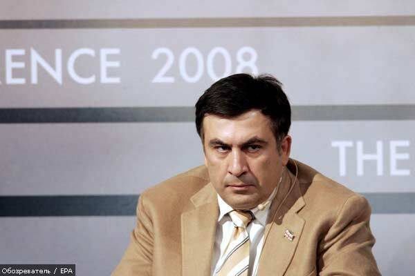 Питерский предприниматель метит в кресло Саакашвили