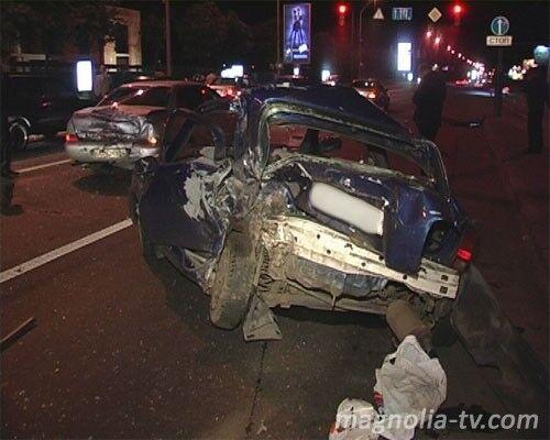 Трагедия: машина посольства попала в ДТП
