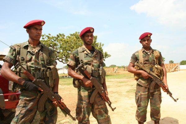 В Шри-Ланке окруженные боевики готовятся к смерти