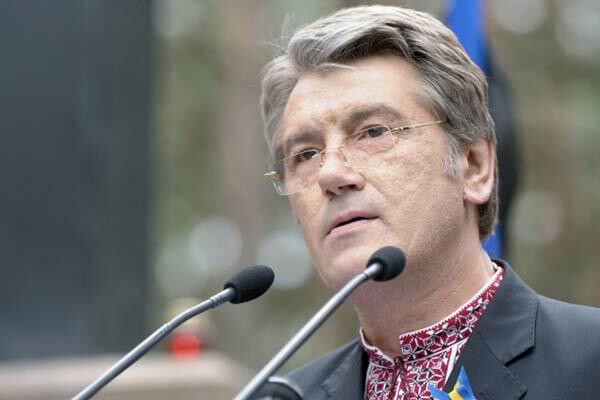 Ющенко собрался к Папе