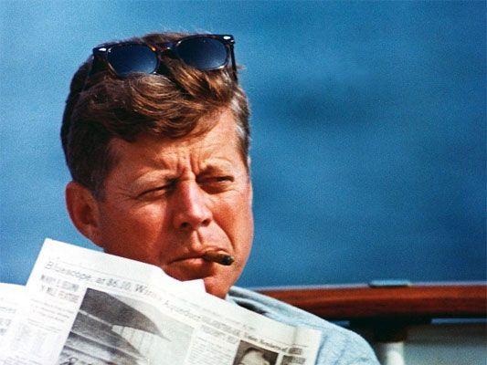 Кеннеди убил доллар…
