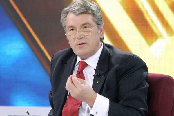 Ющенко назвал главное разочарование своего президентства