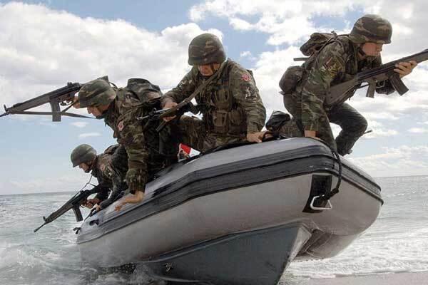 Корабль НАТО захватил пиратов