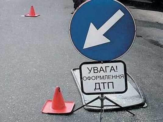 Первомай Украина отметила 431 ДТП
