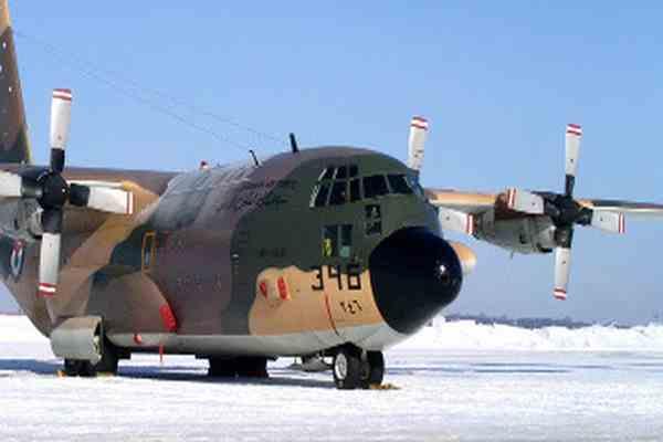 Индонезийский военный самолет разбился у острова Ява