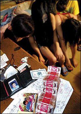 На Луганщине задержана торговка людьми