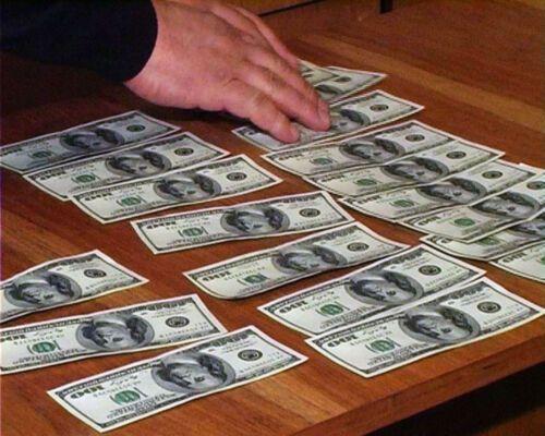 Луганского чиновника накрыли с полумиллионной взяткой
