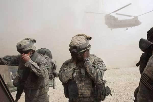 Американці палять Біблію в Афганістані
