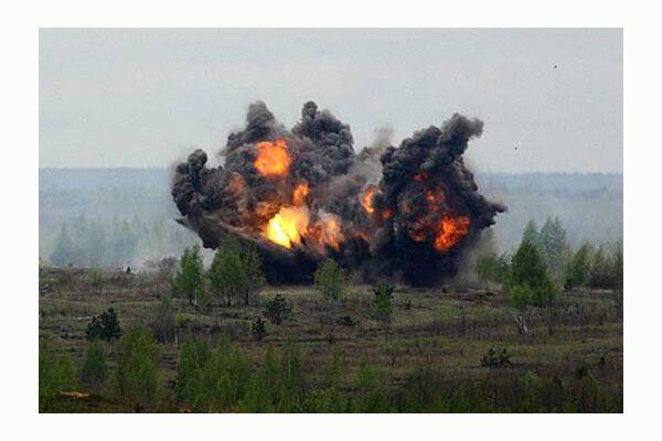 На Харьковщине взрыв убил человека
