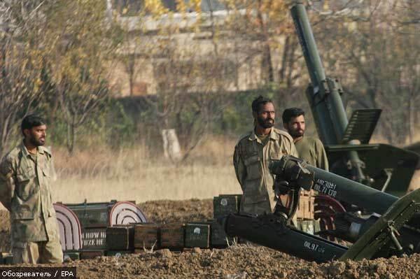 Индийские повстанцы убили 16 полицейских