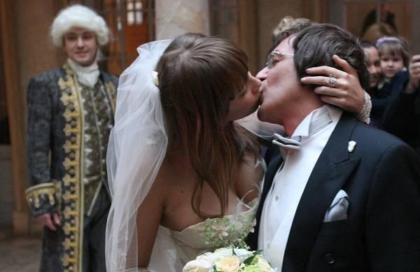 венчание диброва и полины фото знаю как жена