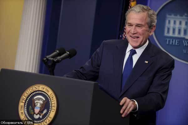 Американский конгрессмен хочет замочить Буша